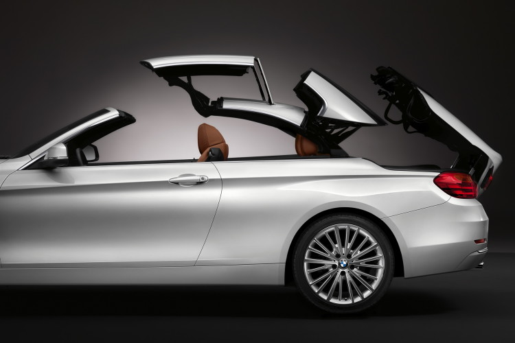 Bmw 4 Series Convertible Exterior Images 29 750x500