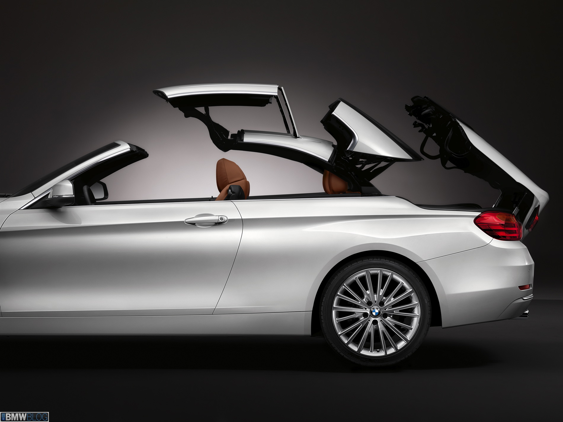 G23 Bmw 4 Series Convertible Soft Top Will Replace The