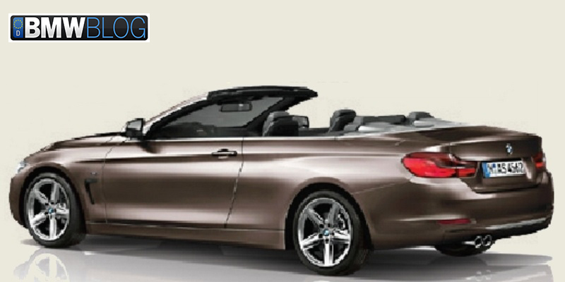 bmw 4 series convertible image