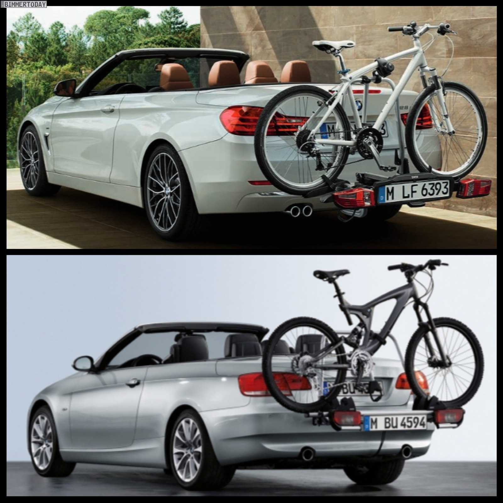 Bmw 4: Comparison: BMW 4 Series Convertible Vs BMW 3 Series
