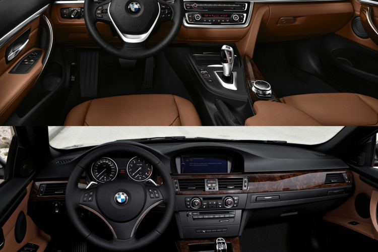 bmw 4 series coupe vs bmw 3 series coupe interior1 750x500