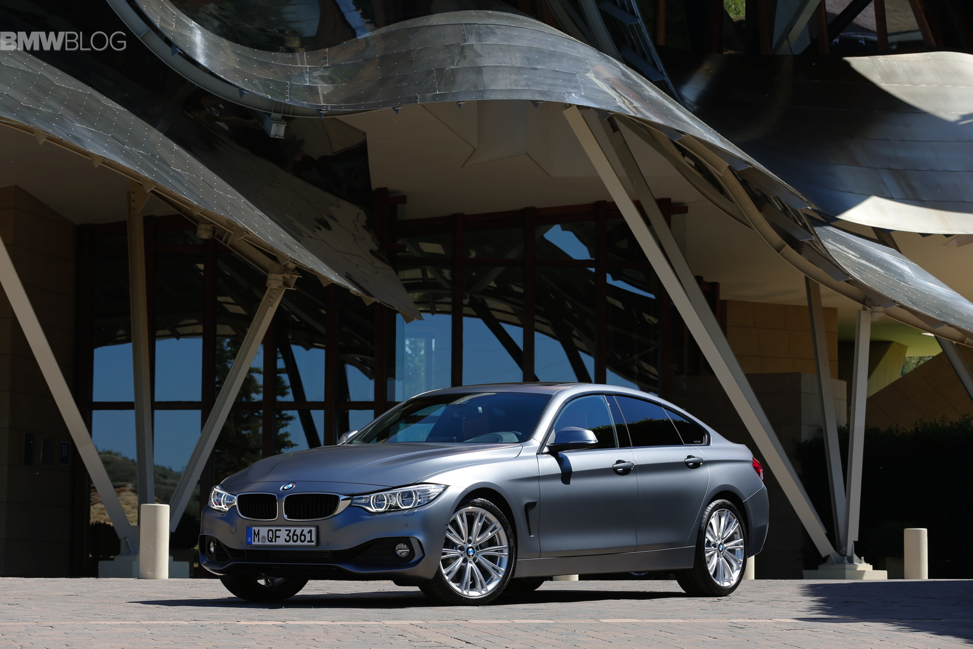 Bmw 4 Series Gran Coupe Explained By Paloma Schmidt Br 228 Kling