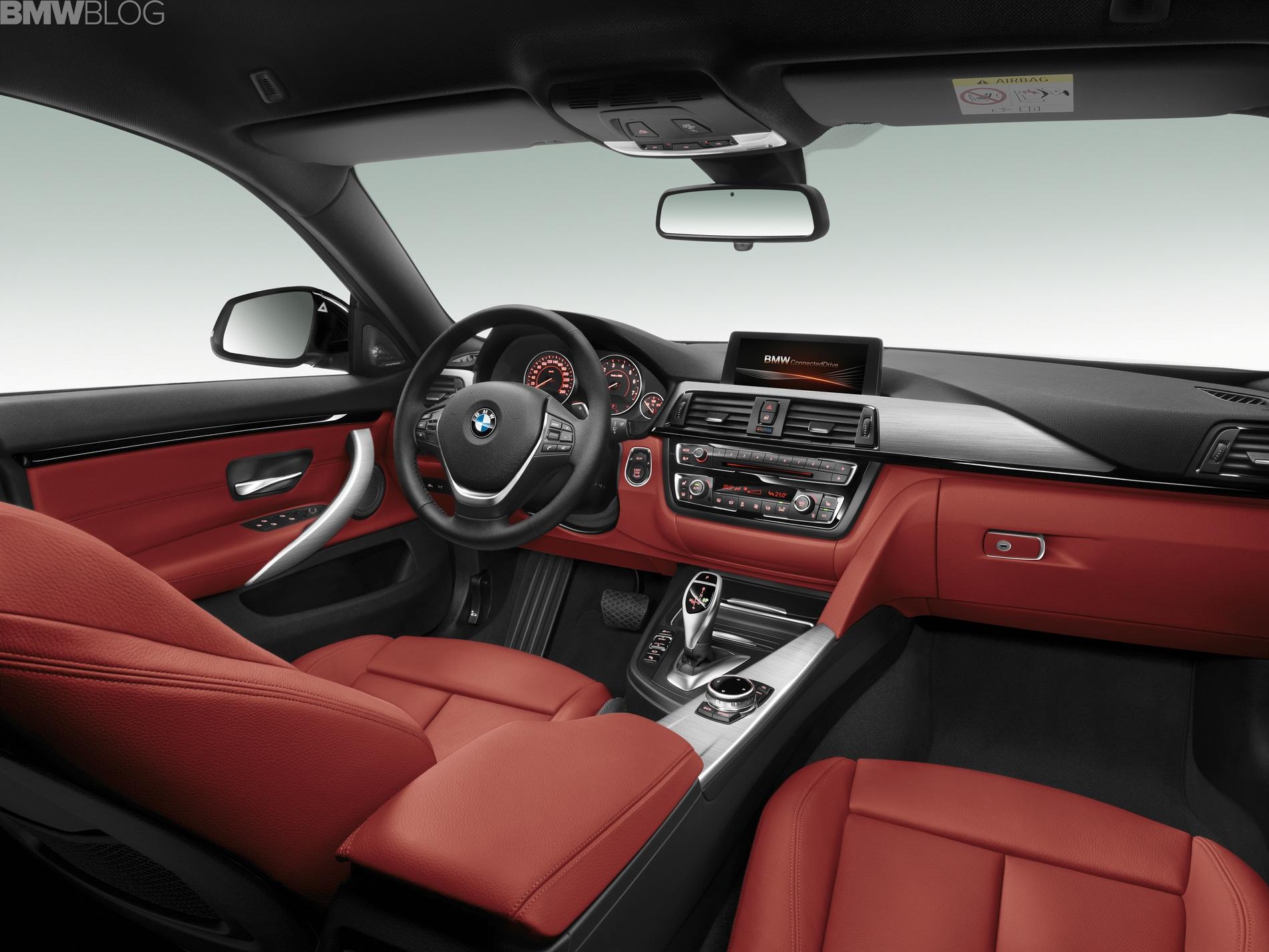 bmw 4 series gran coupe interior 01