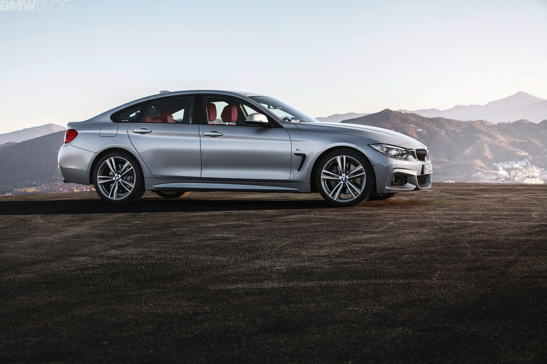 Bmw 4 Series Gran Coupe Explained By Designers