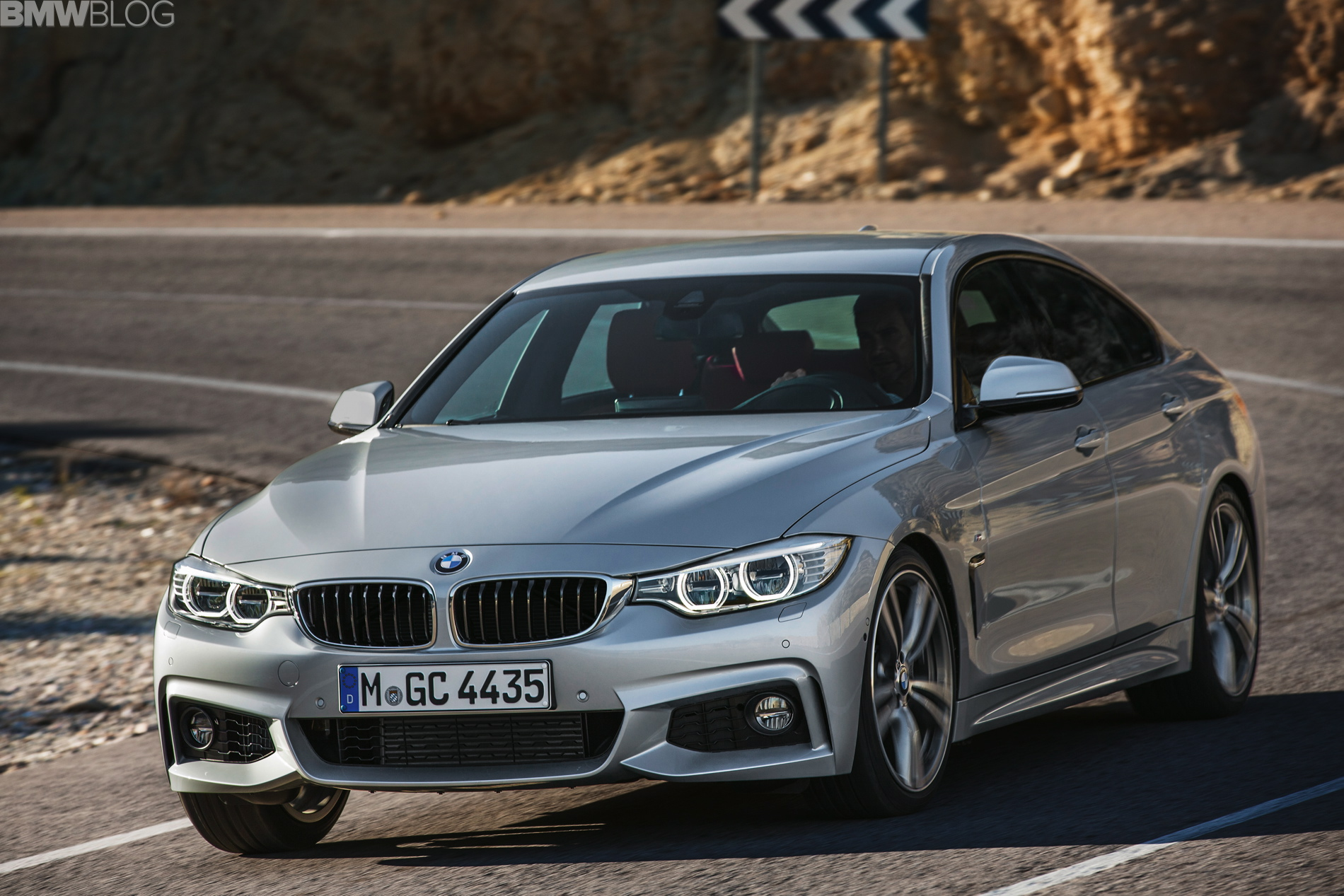 Bmw 435i Gran Coupe M Sport Package Photos