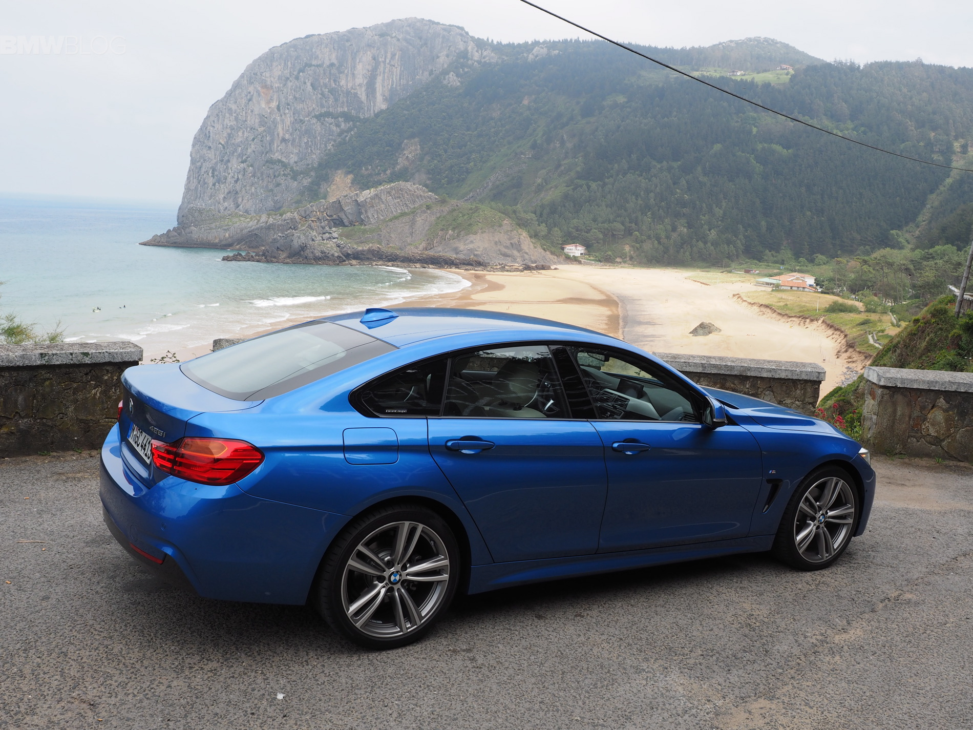 bmw 428i gran coupe test drive 07