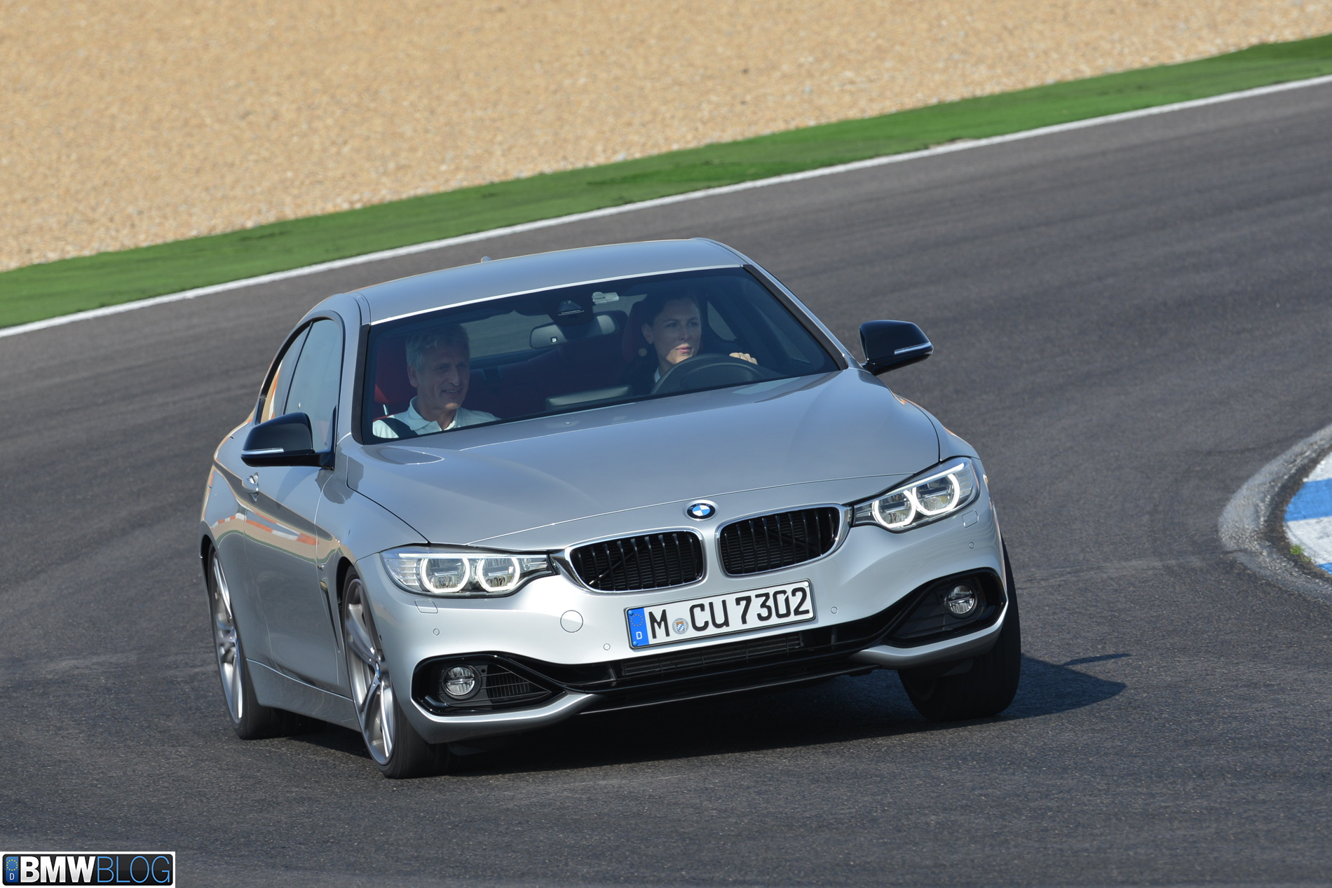 bmw 435i coupe track 001