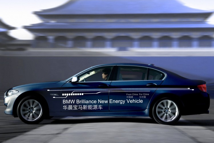 bmw 5 series electric 1 750x500