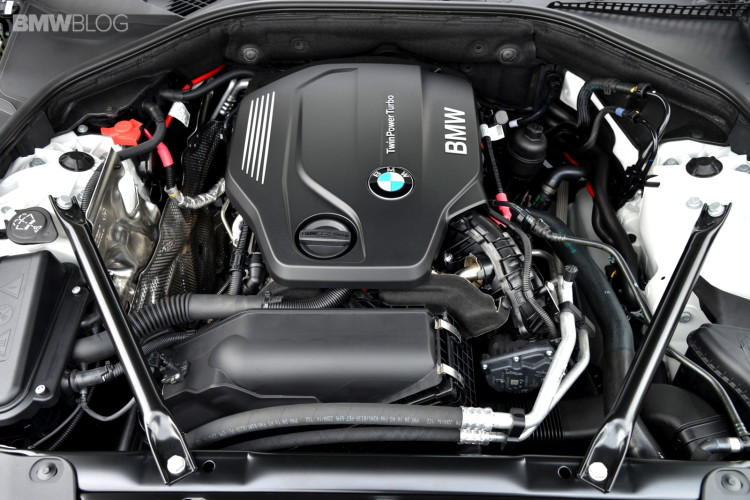 The New B47 Engine and BMW 520d (190 hp) and 518d (150 hp)