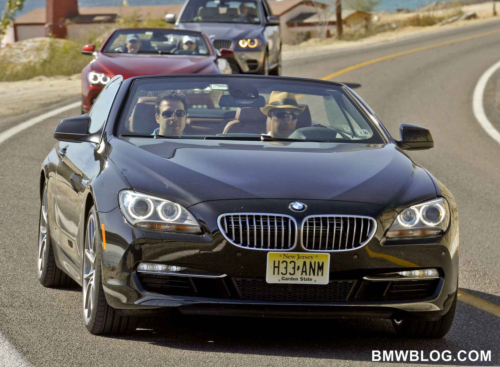 Video: 2012 BMW 650i Convertible cruising in Cabos