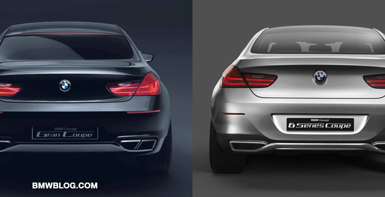Bmw 6 Series Coupe Vs Bmw Gran Coupe