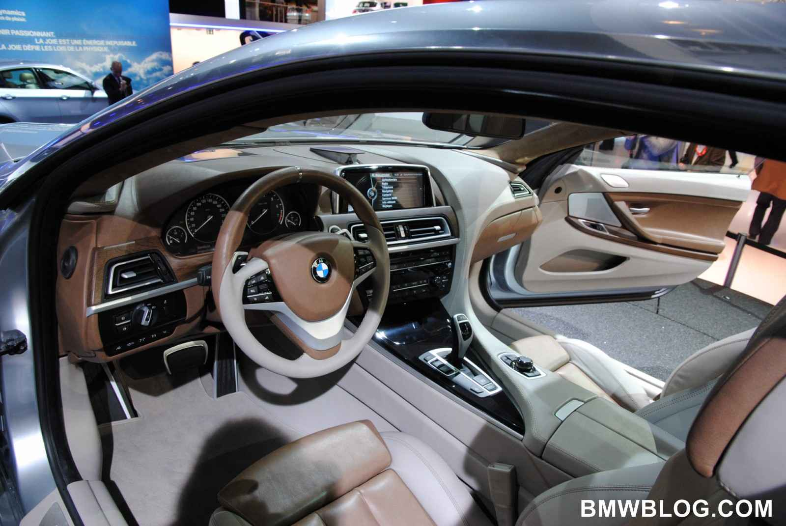 Rumor: 2012 BMW 6 Series Coupe to debut at Shanghai Auto Show
