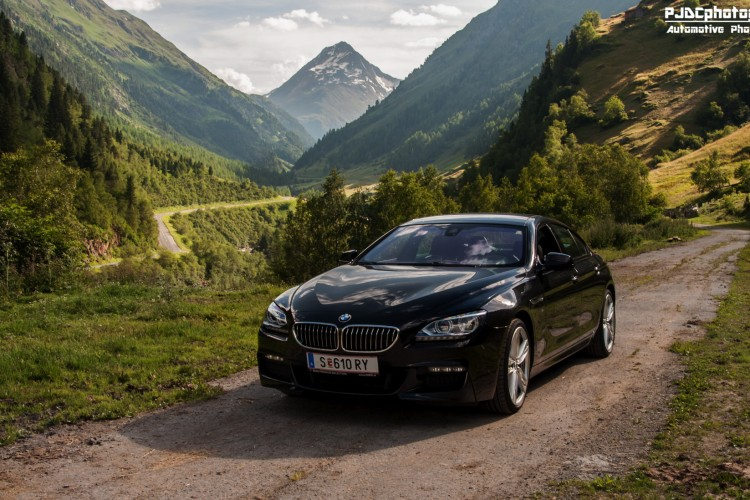 bmw 6 series gran coupe black images 02 750x500
