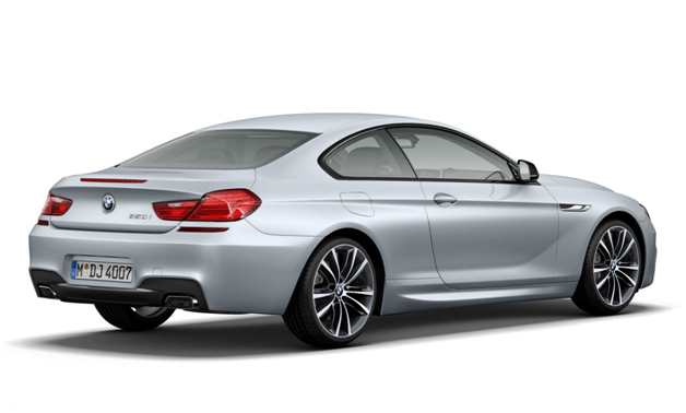 bmw 650i coupe frozen silver