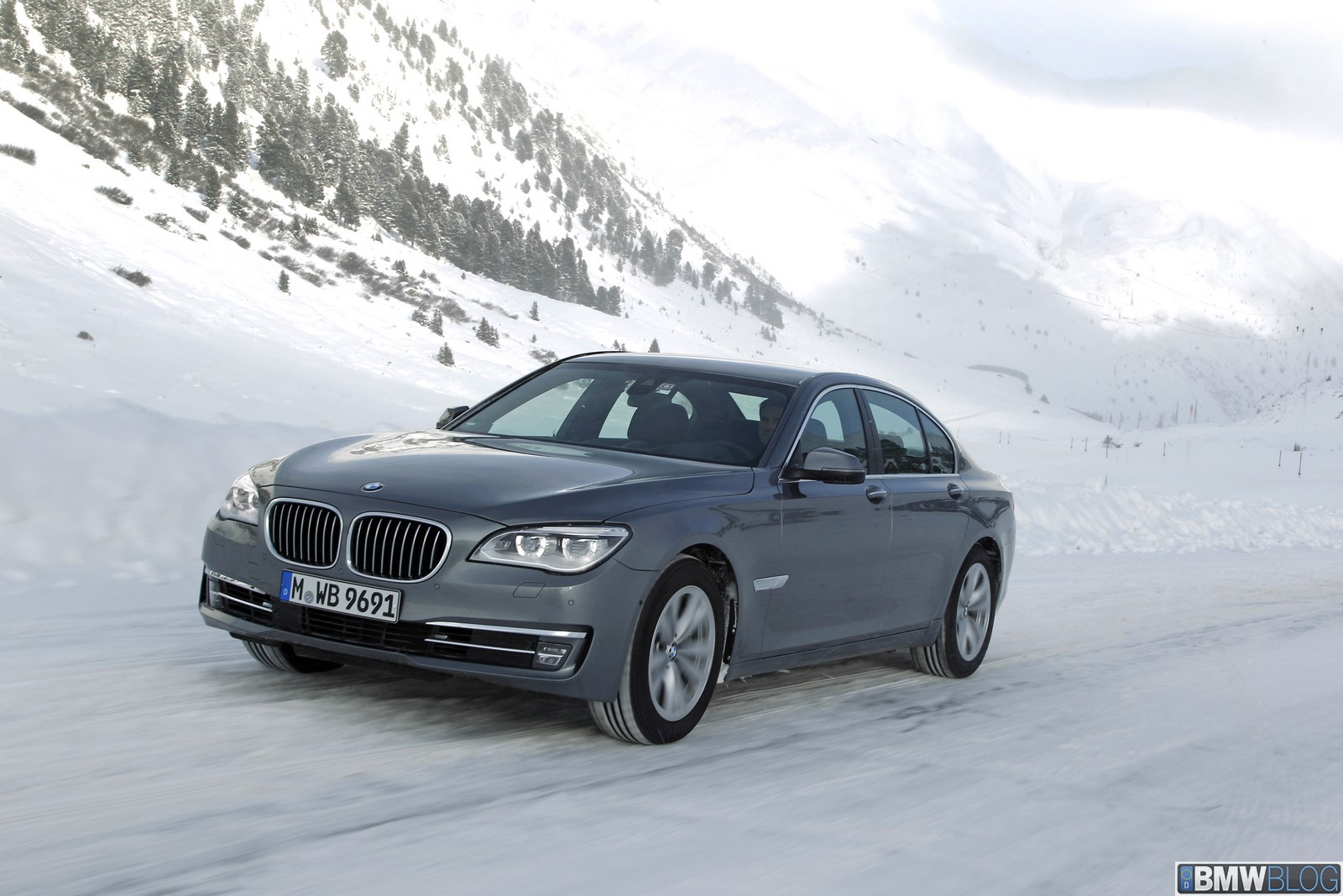 2013 Bmw Xdrive With M135i X1 K2 X6 And 7 Series