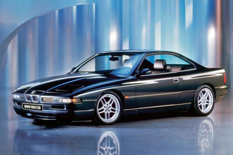 Bmw History The E31 8 Series