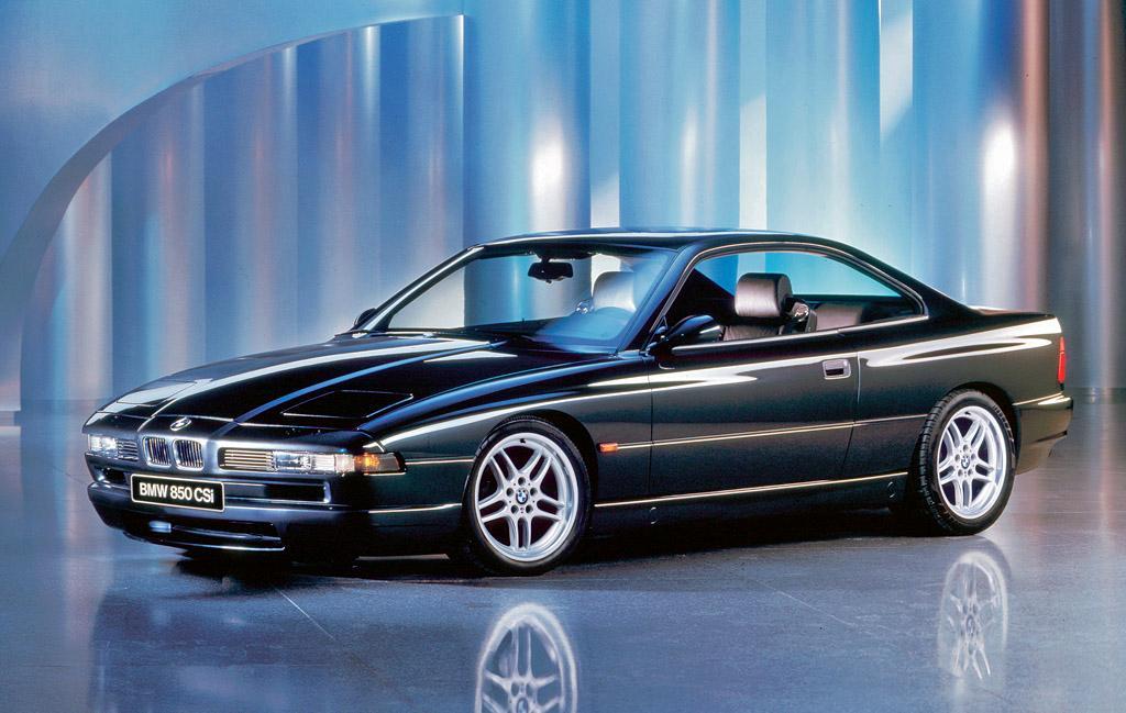 BMW History: The E31 8 Series