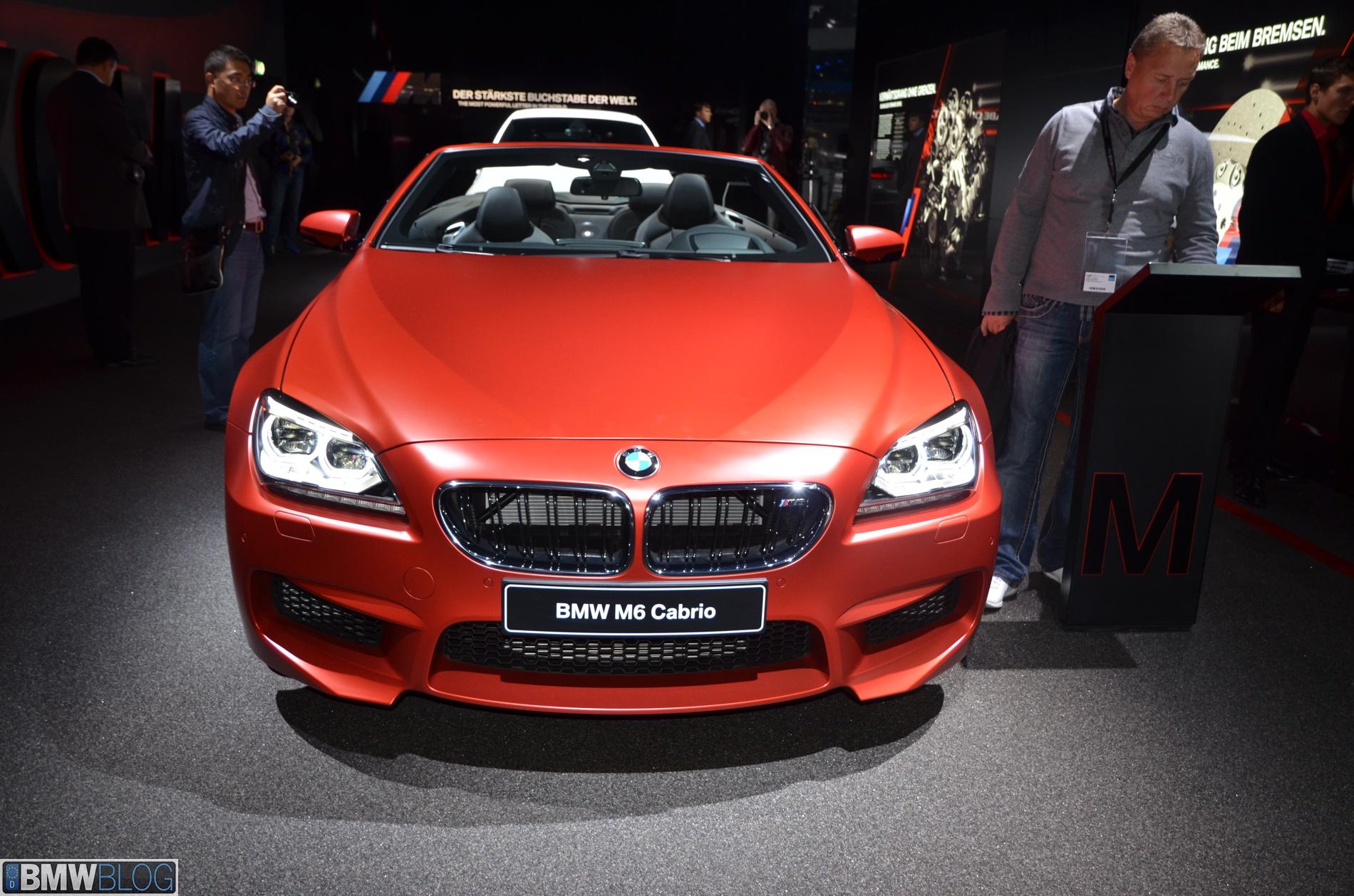 bmw M 2013 Frankfurt Auto Show 01
