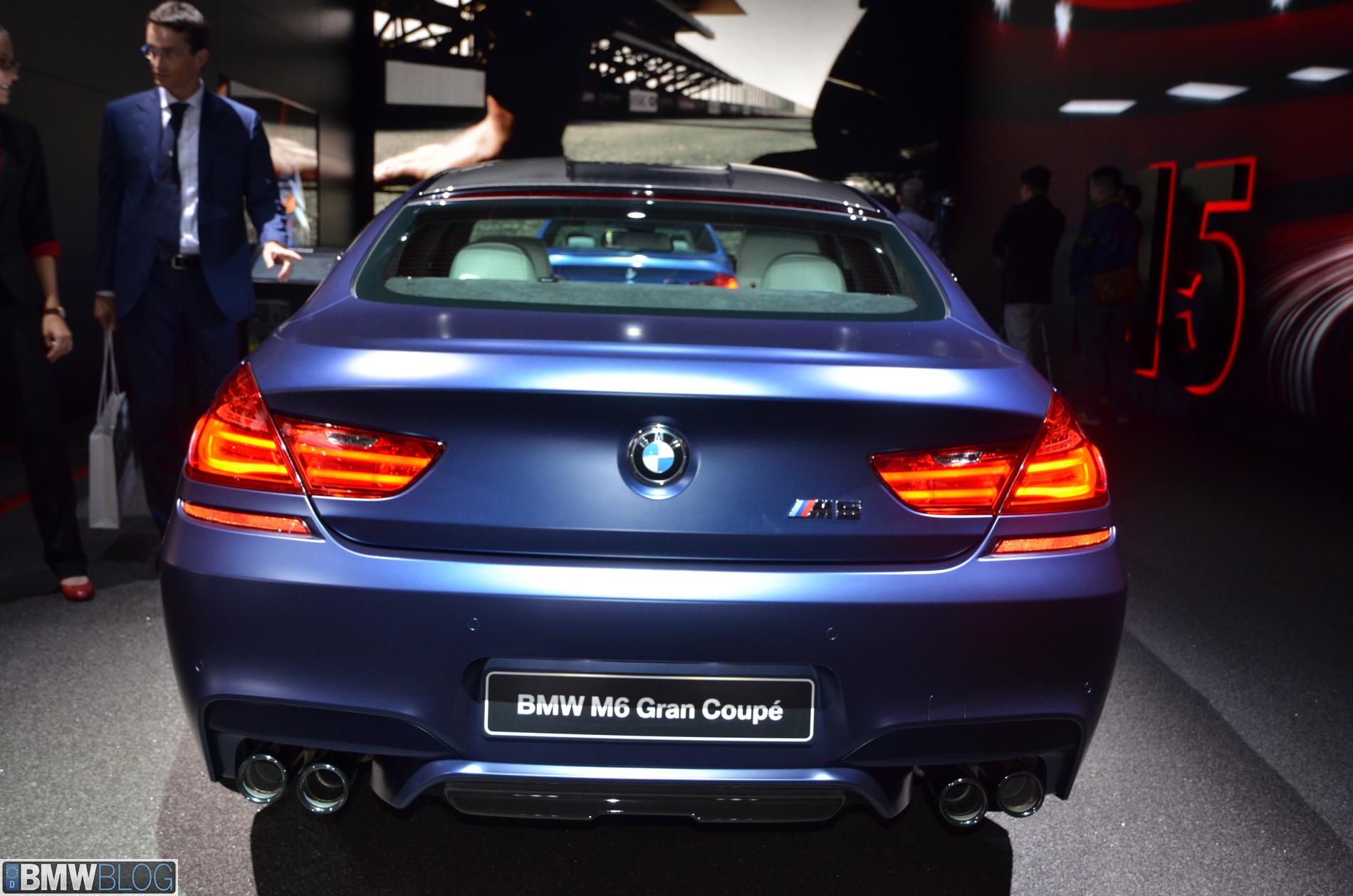 bmw M 2013 Frankfurt Auto Show 27