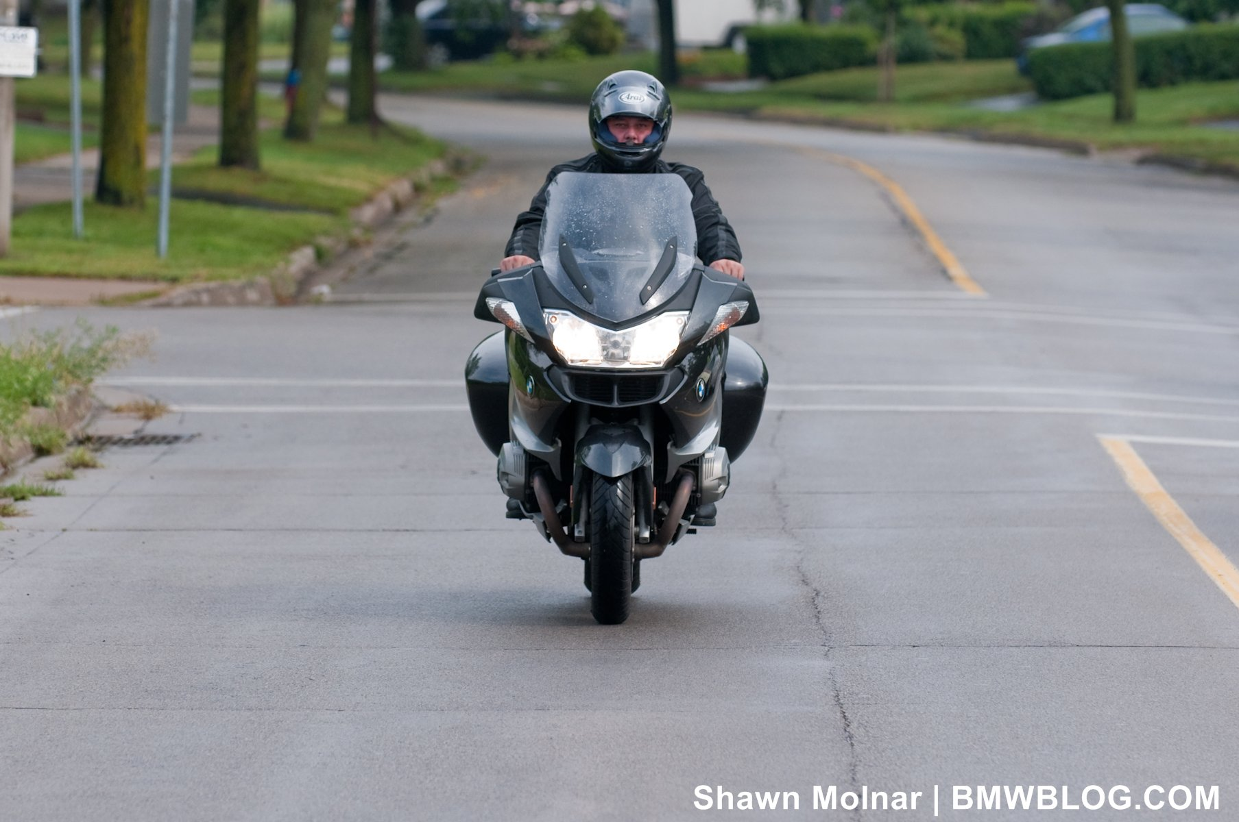 BMWBLOG Ride Review: 2011 R1200RT - The Well Rounded Ride