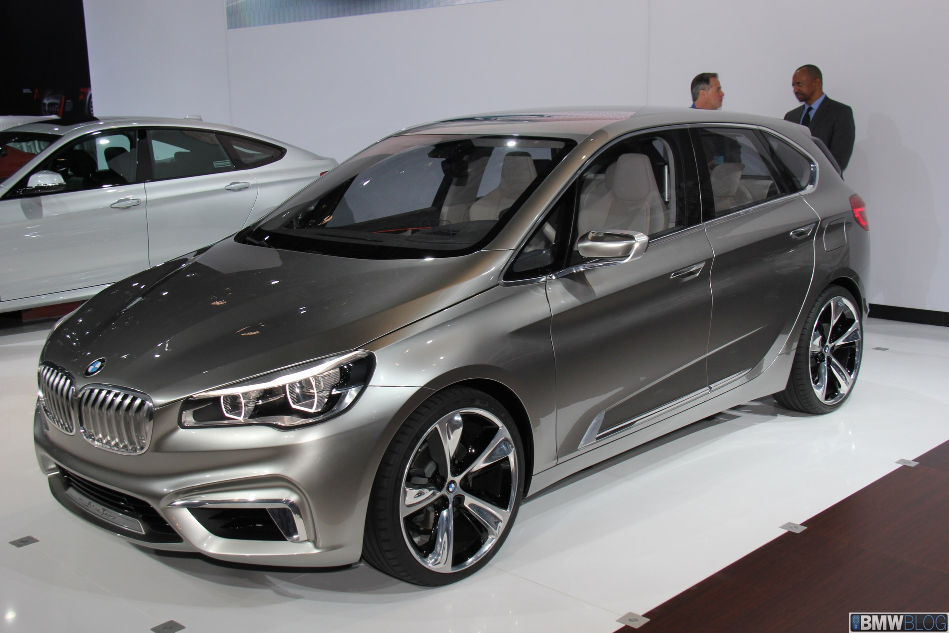 2013 Nyias Bmw Concept Active Tourer