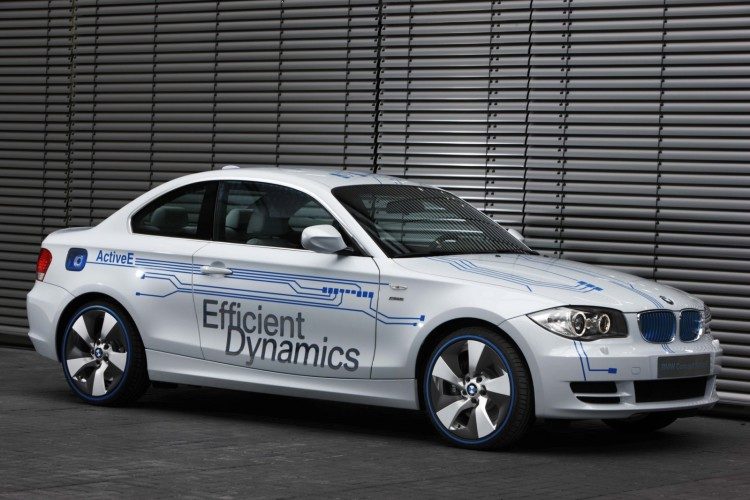 BMW to lease 700 ActiveE vehicles