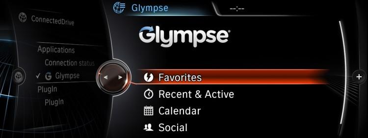 bmw apps glympse 750x281