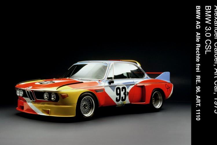 bmw art car 750x500