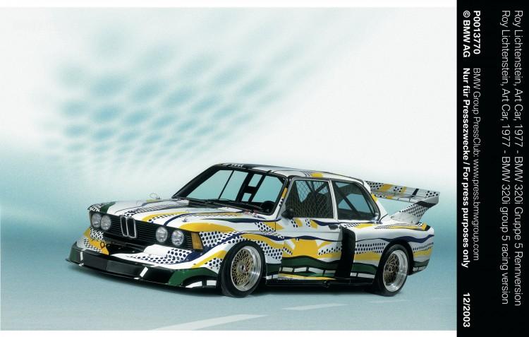 bmw art cars lichenstein jagamara 13 750x477