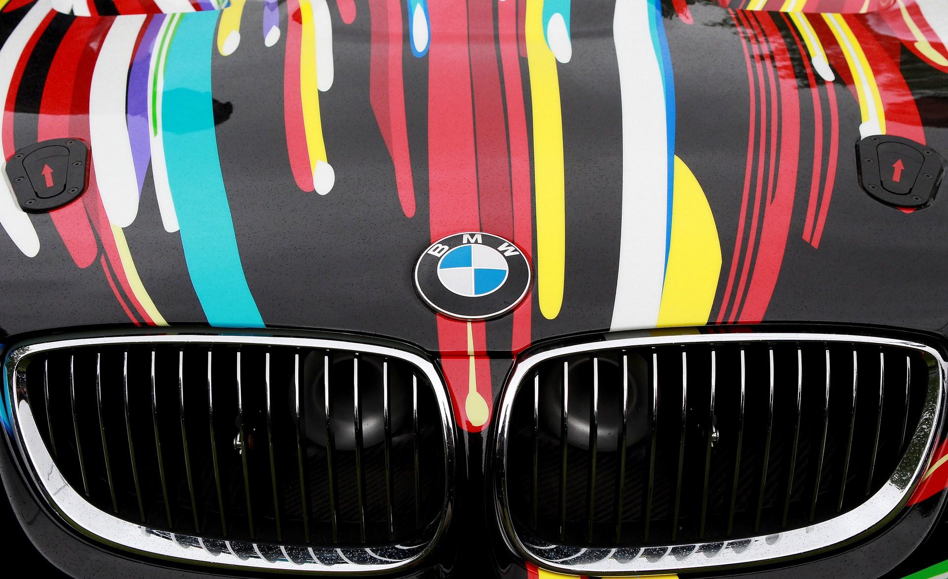 bmw art cars london 01