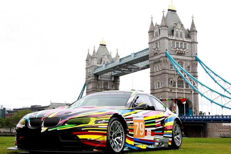 bmw art cars london 04 750x500