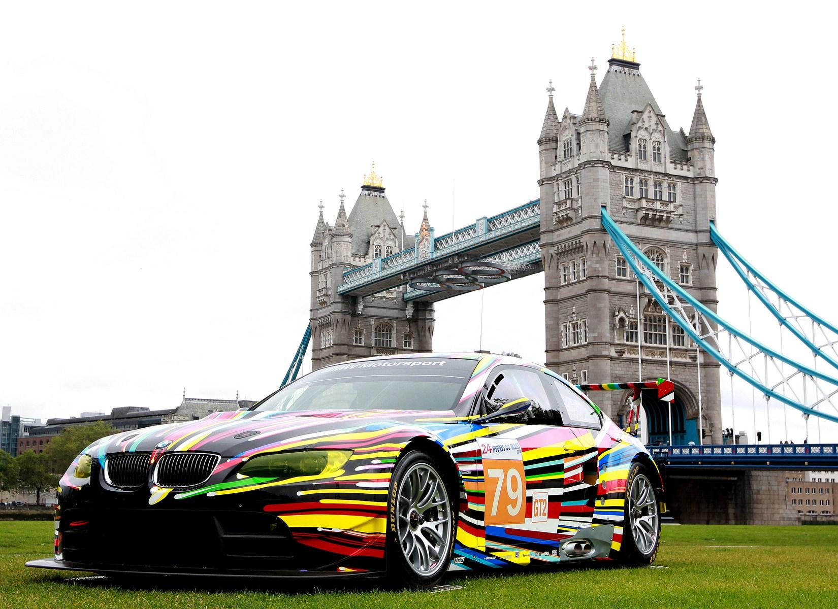 bmw art cars london 04