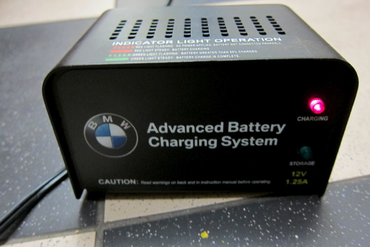 Bmw Advanced Battery Charging System