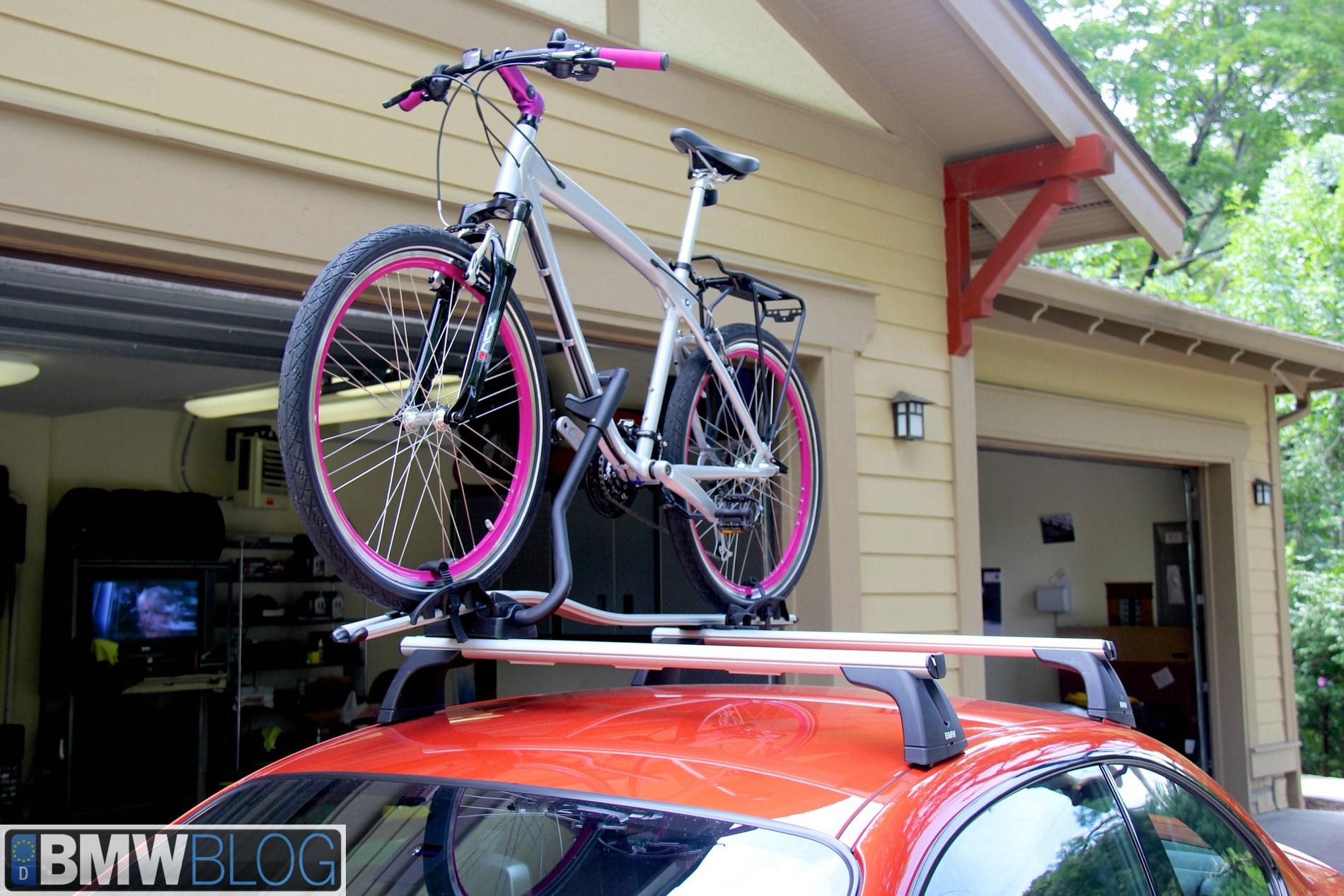 How To Install A Bmw Bike Rack
