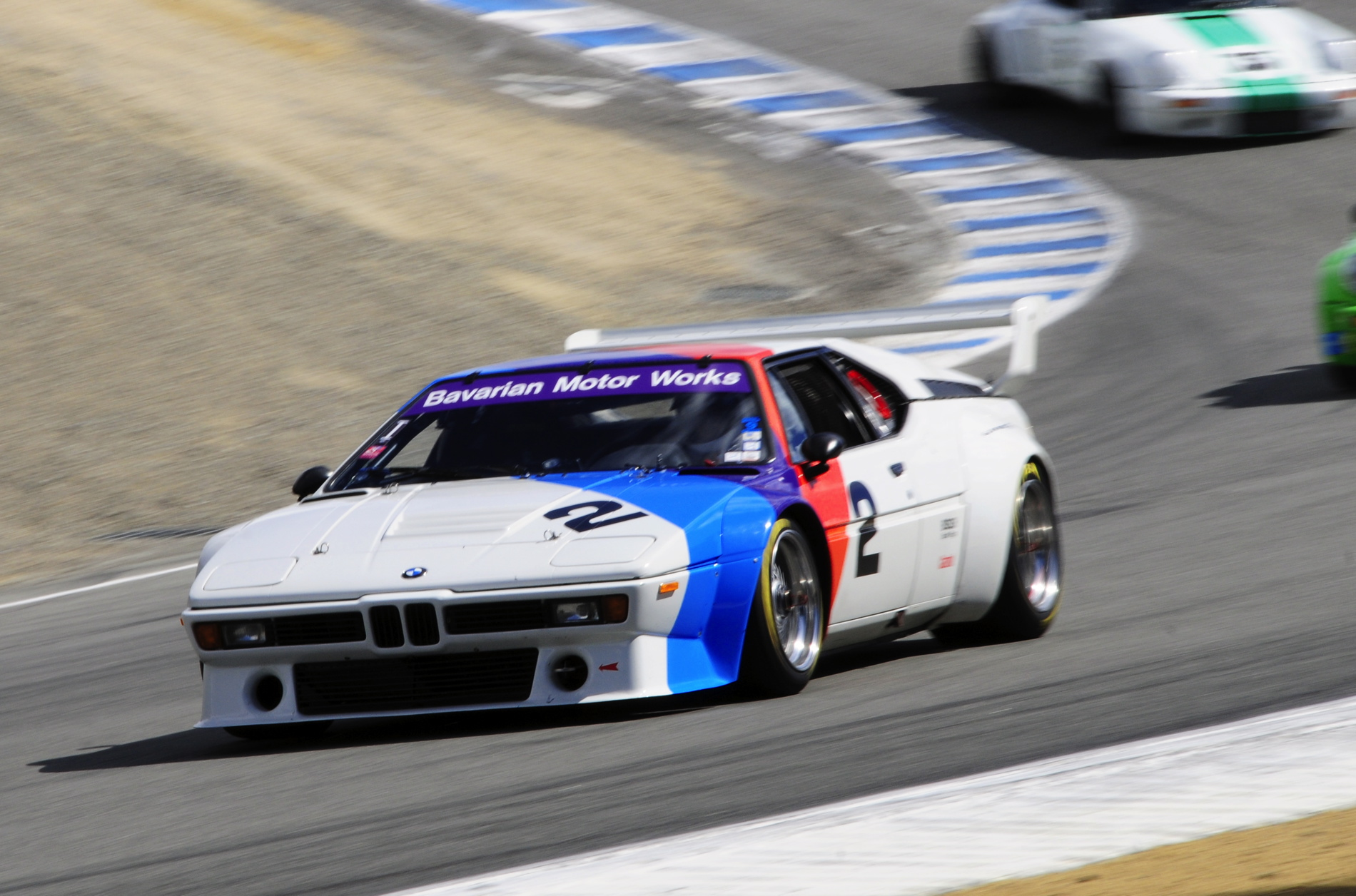 Rolex Motorsports Reunion Bmw S Racing Heritage On Track
