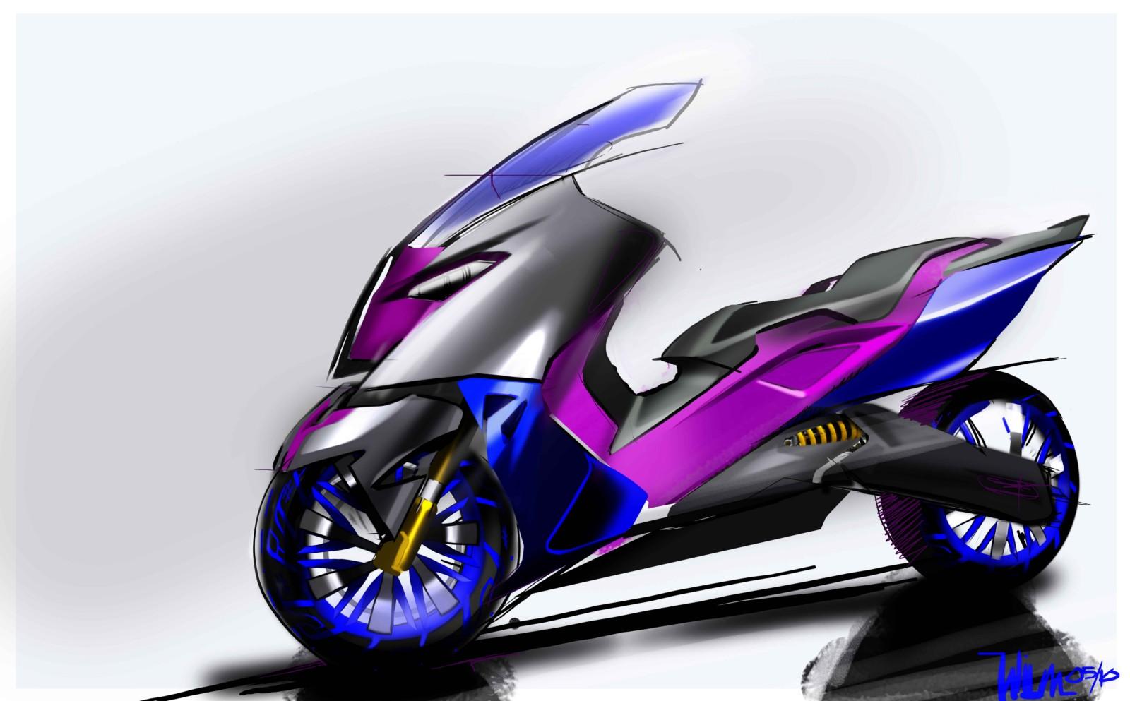 bmw concept c 501