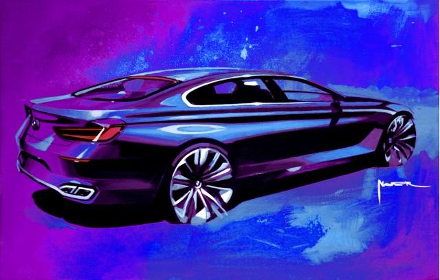 bmw concept gran coupe design process 100311647 m1
