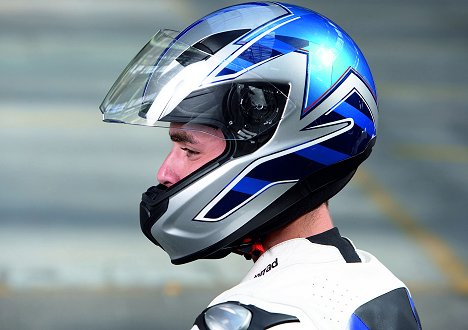 bmw crash helmet