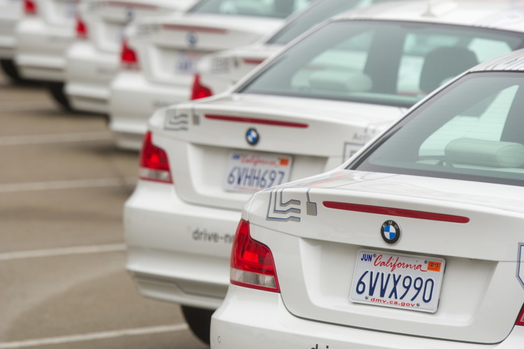Bmw Drivenow In San Francisco Gets 80 Activee More In The Fleet