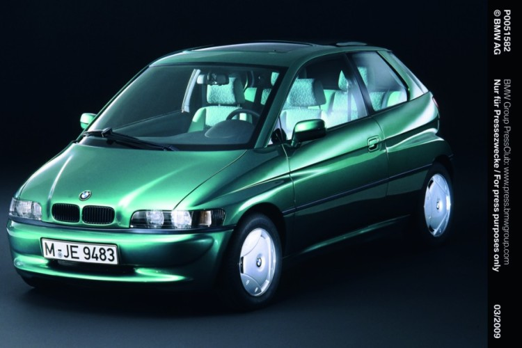 The Bmw E1 Electric Car Was Quirky And Ahead Of Its Time