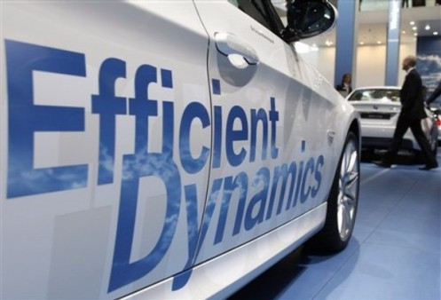 bmw efficient dynamics 497x338