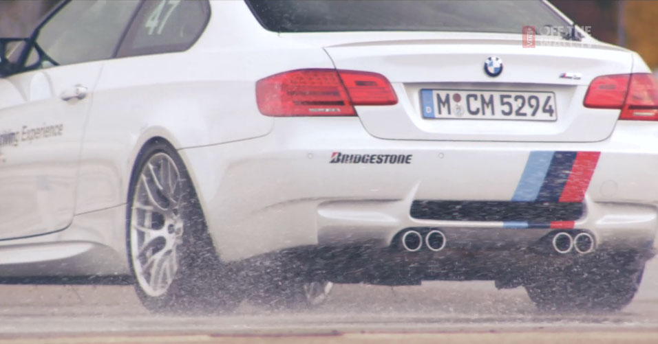 bmw experience driving school