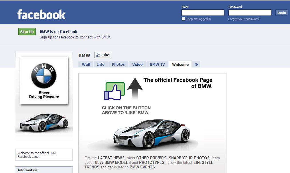 bmw facebook1