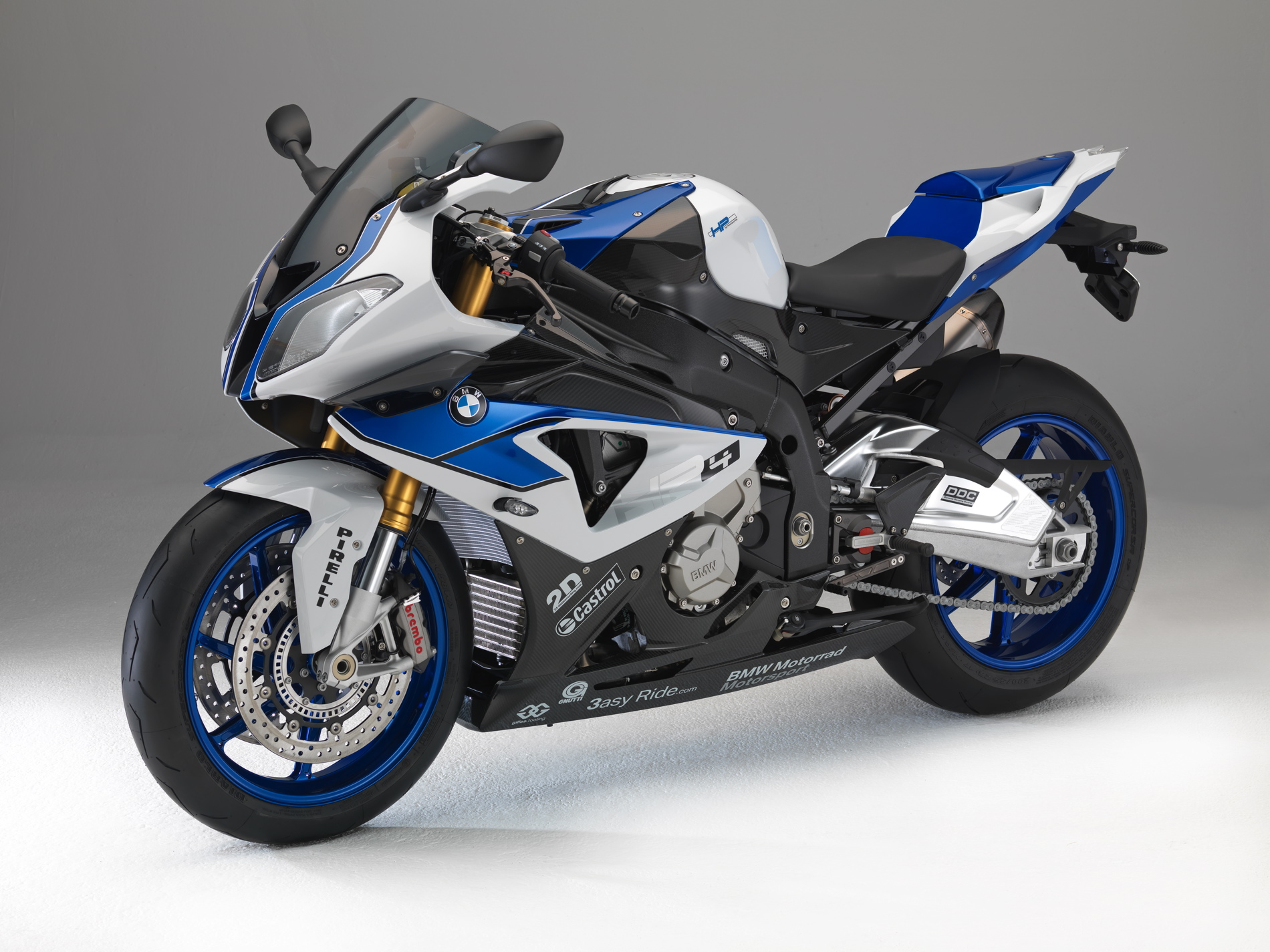 The New Bmw Hp4 Based On The S 1000 Rr