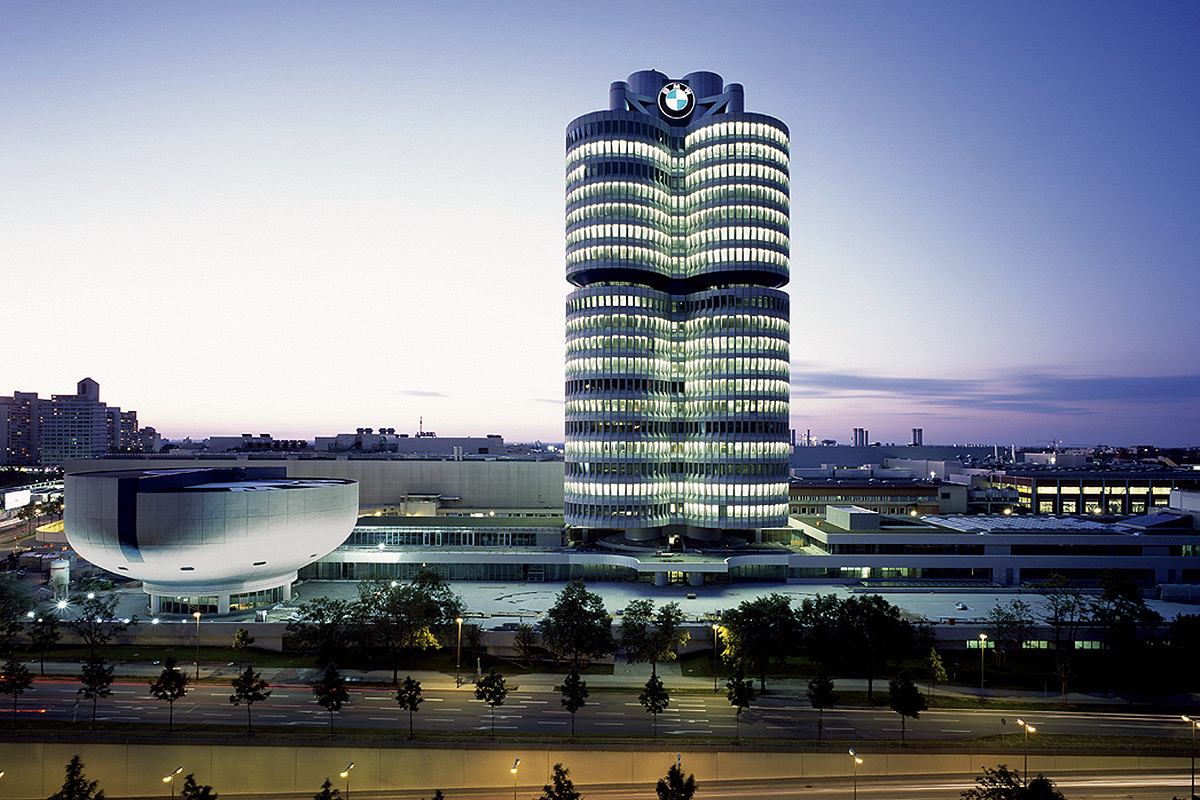 bmw hq munich 1