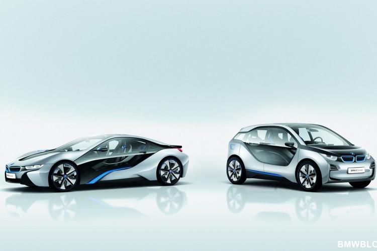 Videos: BMW i3 and BMW i8