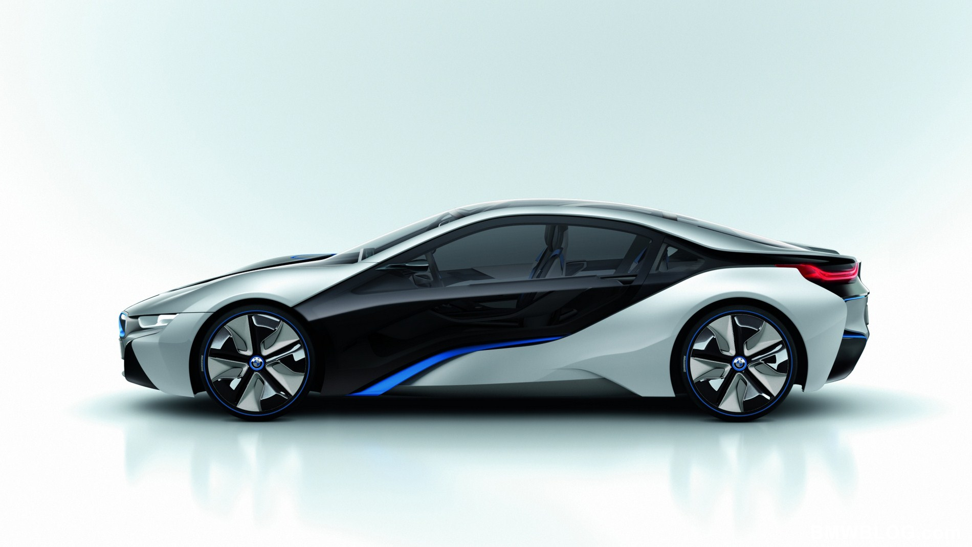 Ruminations On The Production Bmw I8 2012 bmw i8 i3 concept cars 6