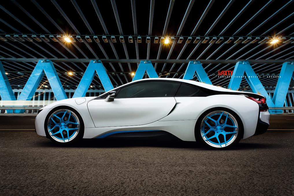 6sixty Design Launches Custom Wheels For The Bmw I8