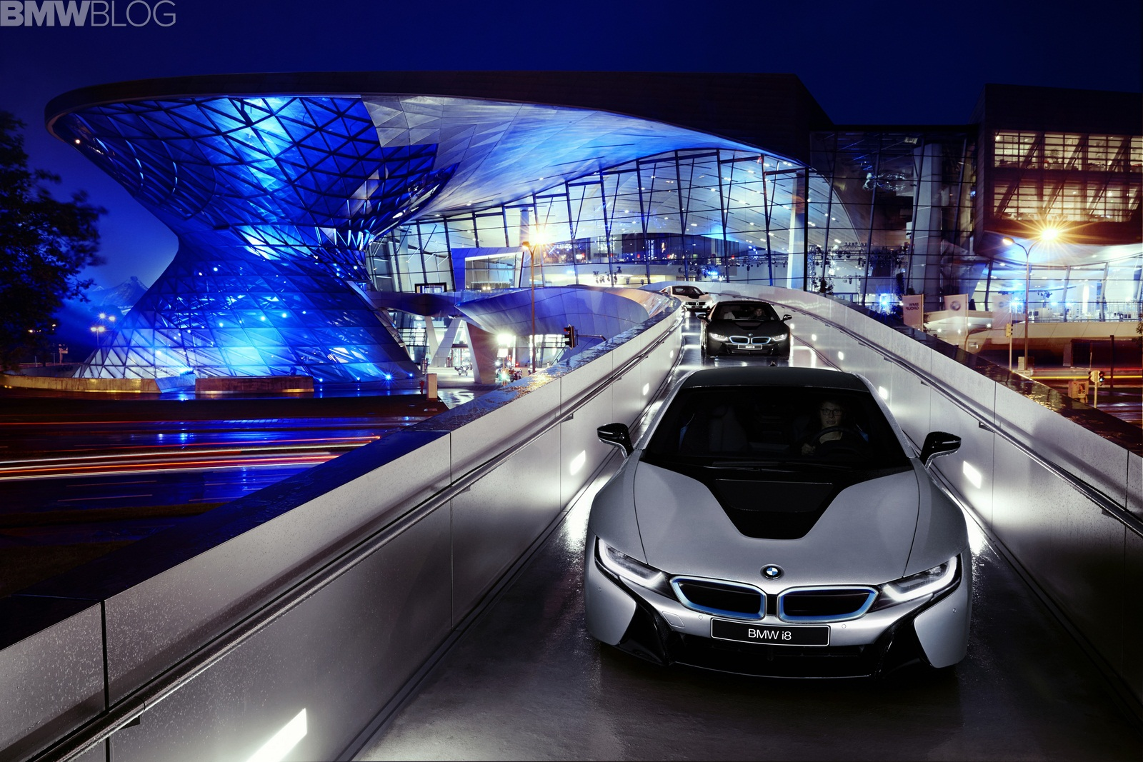 First Global Deliveries Of The Bmw I8