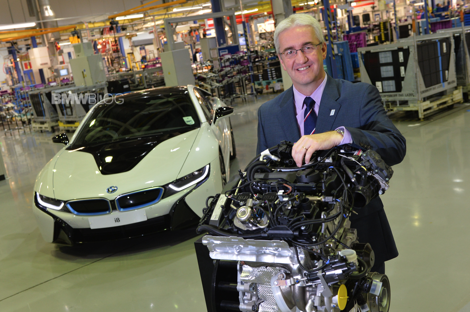 2018 International Engine Of The Year Awards Bmw I8 Engine Brings